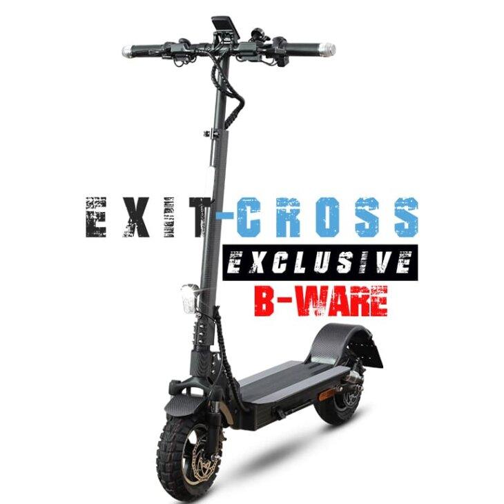 IO HAWK Exit-Cross Exclusive (B-Ware)