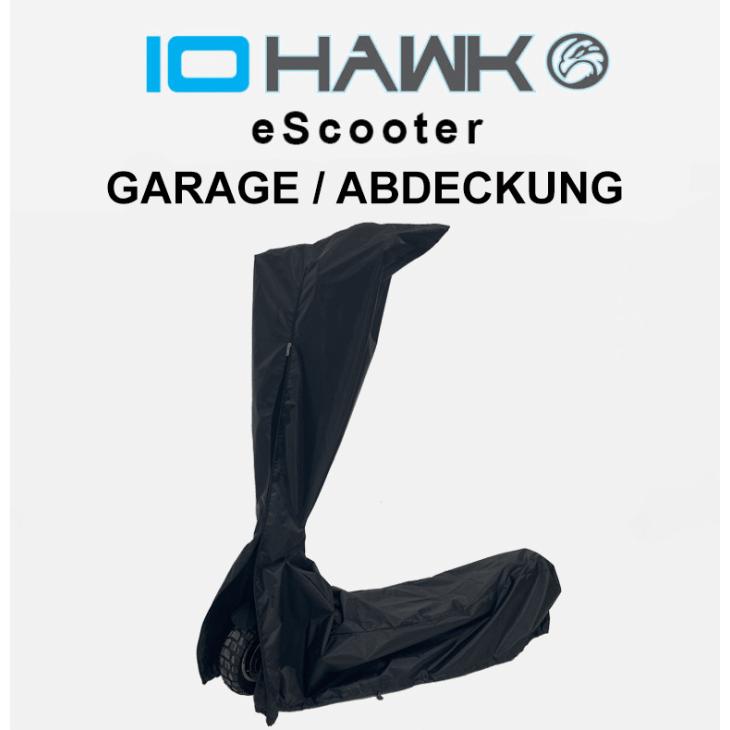 IO HAWK eScooter Garage / Abdeckung für Exit-Cross und Legend