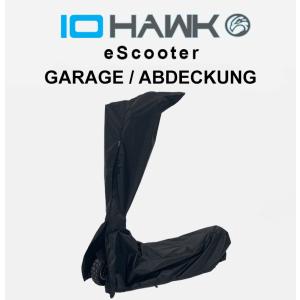IO HAWK eScooter Garage / Abdeckung für Exit-Cross...