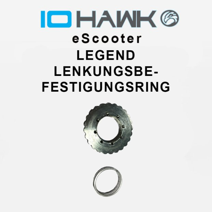 IO HAWK Legend Lenkungsbefestigungsring