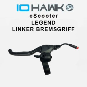 IO Hawk Legend Linker Bremsgriff