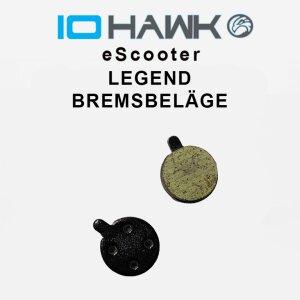 IO HAWK Legend Bremsbeläge