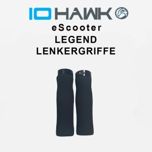 Lenkergriffe schwarz IO HAWK Legend