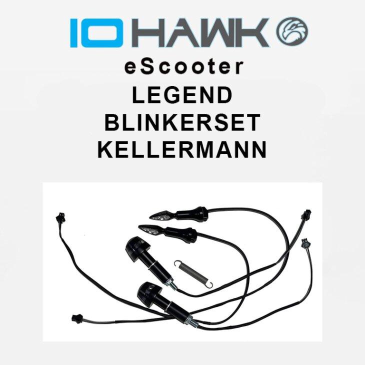 IO HAWK Legend Blinkerset Kellermann