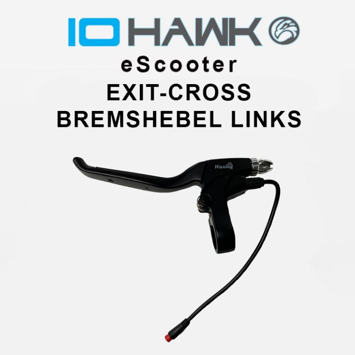 Bremshebel links Exit-Cross