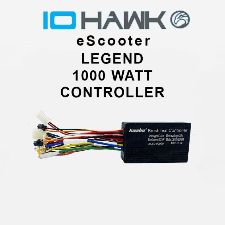 IO HAWK Legend 1000 Watt Controller