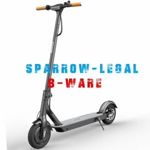 IO HAWK eScooter Sparrow-Legal (B-Ware)