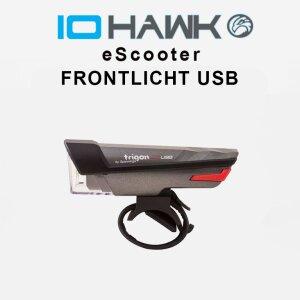 Frontlicht USB für eScooter und Fahrrad