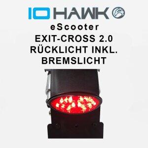Rücklicht inkl. Bremslicht (Exit 2.0)