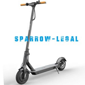 IO HAWK eScooter Sparrow-Legal