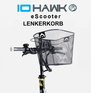 IO HAWK eScooter Lenkerkorb